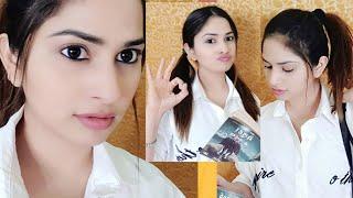Simple Makeup For School, Collage Girls ||  SUMMER MAKEUP LOOK