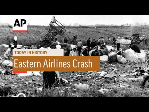 Eastern Airlines Crash - 1975 | Today in History | 24 June 16