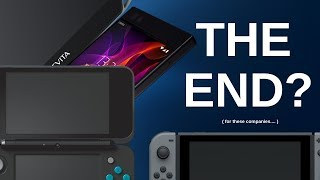 Will There EVER Be Another Handheld Game Console From... (Nintendo, Sony & Others)