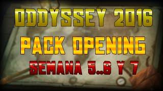 ODDYSSEY 2016 | PACK OPENING | SEMANA 5-6-7 | DAZETGAMING | SMITE EN ESPAÑOL