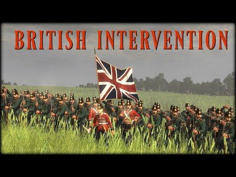 American Civil War - British Intervention