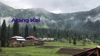 Arang Kel|Ratti Gali Lake|Sharda Valley|LOC Keran Valley