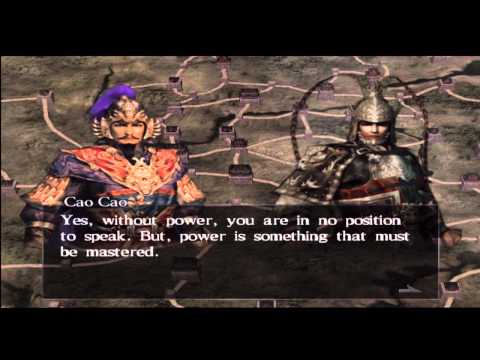 Dynasty Tactics - Cao Cao Saga - Wei - Power