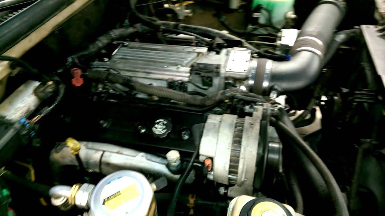 1996 Cadillac Fleetwood 383 LT1