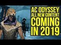 Assassin's Creed Odyssey New Game Plus, Potential Fall Expansion & More (AC Odyssey New Game Plus)