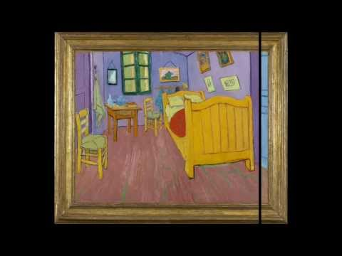 Artistic Rejuvenation of Vincent van Gogh's