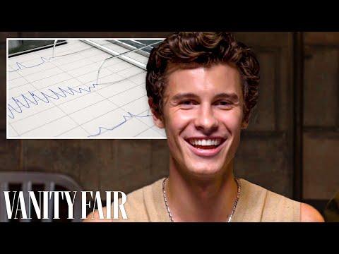 Shawn Mendes Takes a Lie Detector Test   Vanity Fair