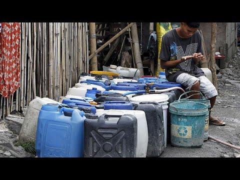 شاهد: تقنين المياه والبحث عن إكسير الحياة في الفلبين  - 08:53-2019 / 3 / 15