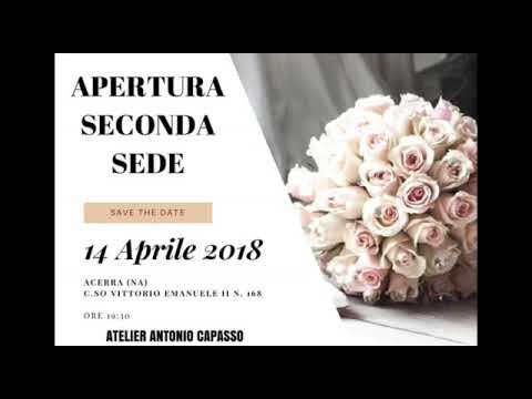 0bd06366008a 14 Aprile 2018 - Inaugurazione Atelier Antonio Capasso