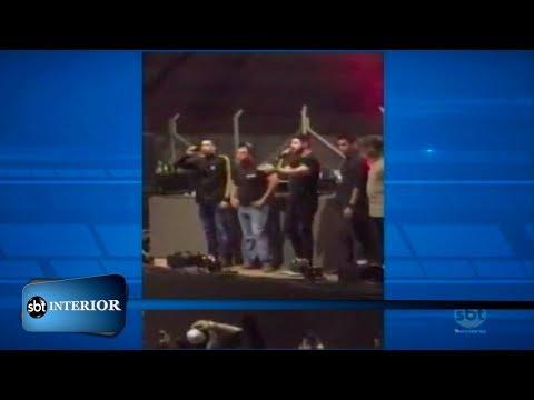 Susto: parte do palco em que DJ Alok faria show desaba e deixa feridos