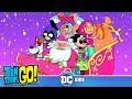 Teen Titans Go! auf Deutsch   Der lustige fette Mann   DC Kids