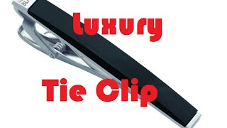 Unboxing: $23 Mont Blanc Tie Clip / Bar UNBOXING Rubber Collection
