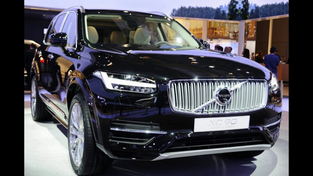 Volvo Xc90 2020 Luxury Suv Design Interior And Exterior Review