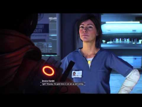 The Division PS4 - Talk to Jessica Kandel #2 CINEMATIC