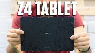 Sony Xperia Z4 Tablet, Review en español