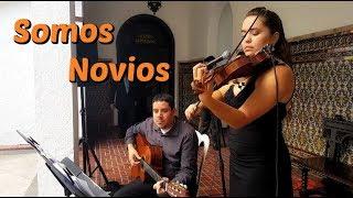 Somos Novios Eleganza Violin Guitar Ensemble