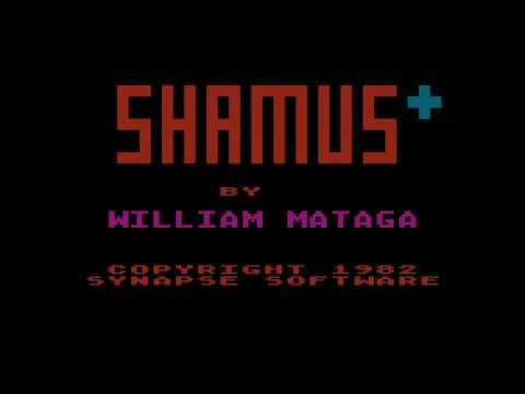 Shamus+ for Atari 8-bit computers