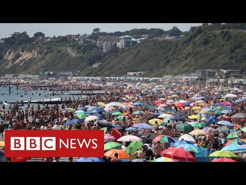 """Coronavirus warning after """"major incident"""" declared in Bournemouth - BBC News - BBC News thumbnail"""