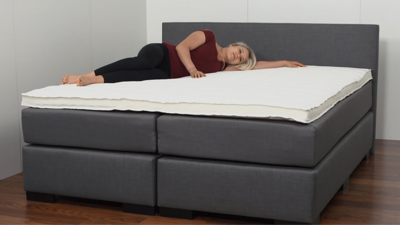 Boxspring Otto Boxspringbetten Von Boxspring Welt - Youtube
