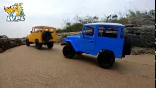 WPL Toyota FJ40 C34 official video!