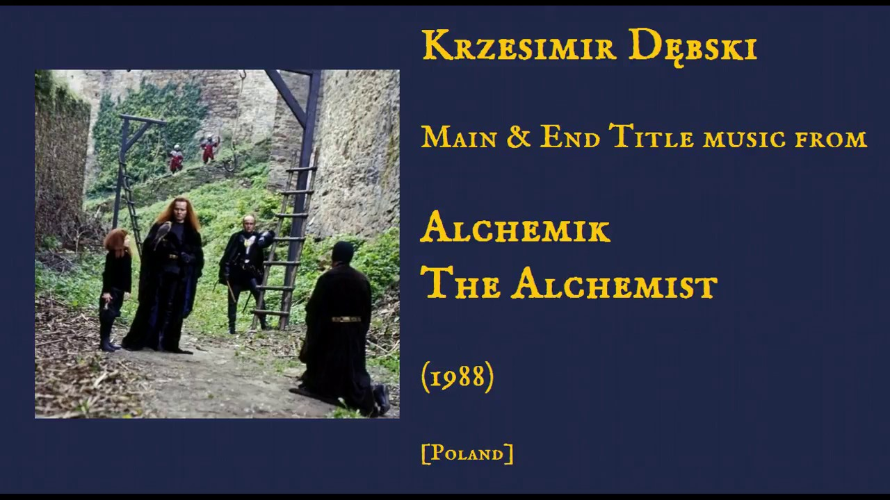 krzesimir debski alchemik the alchemist  krzesimir debski alchemik the alchemist 1988