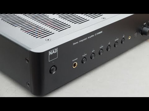 Review! The NAD C316BEE v2 Integrated Amplifier!
