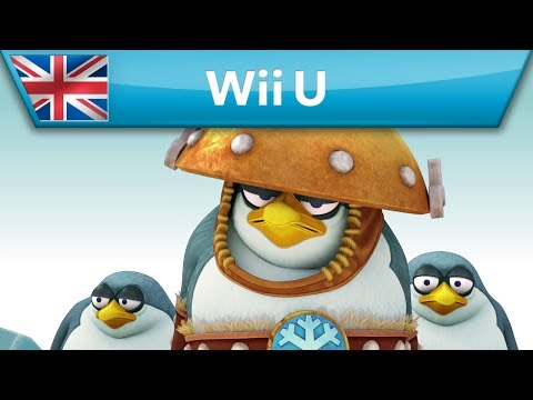 Donkey Kong Country: Tropical Freeze - Breaking The Ice (Wii U)