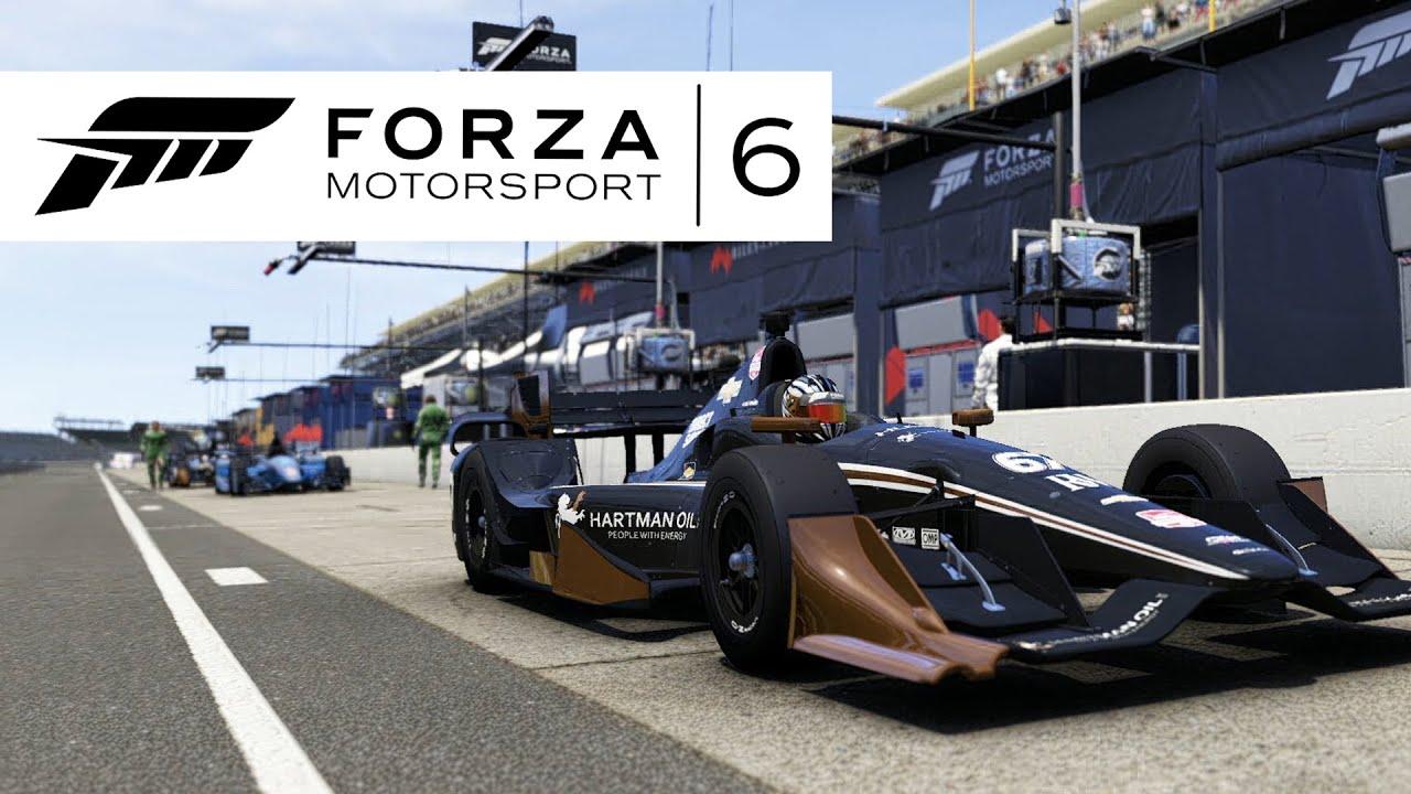 Forza Motorsport 6 Gameplay Walkthrough