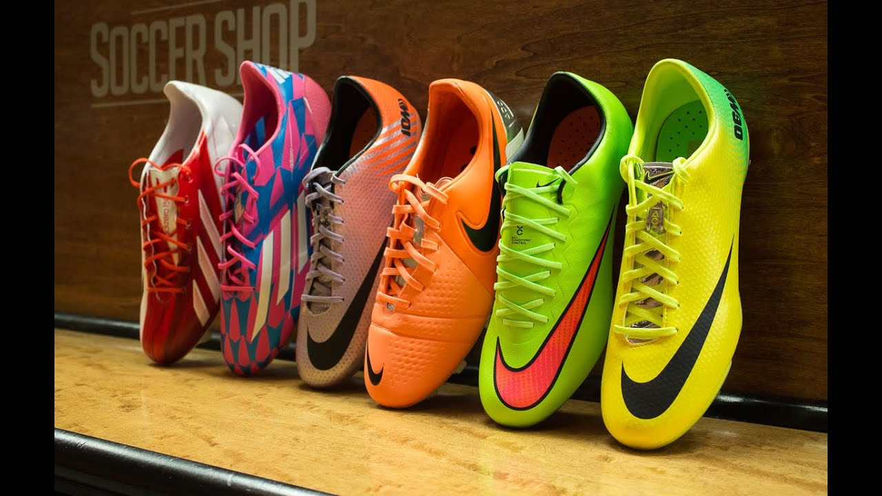 nike vs adidas soccer cleats 2015 pictures