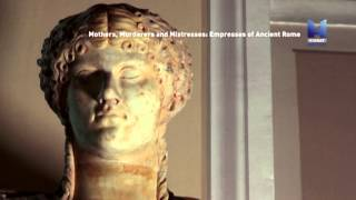 Viasat History Eastern Europe - Mothers, Murderers and Mistresses: Empresses of Ancient Rome - promo