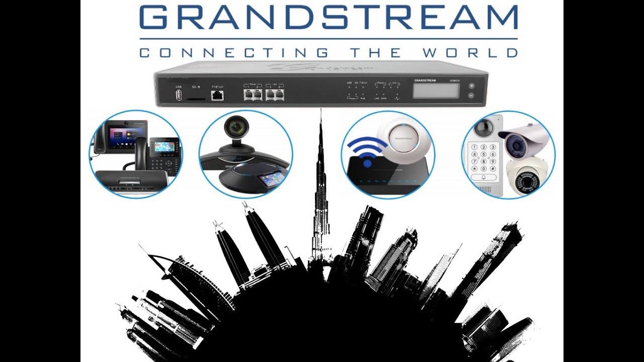Grandstream Distributor Dubai - Full Prodct Pricing and Portfolio UAE