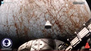GIANT Alien Structure Near Jupiter In New Images? 2/18/2016