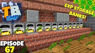 Truly Bedrock Episode 67! EXP ON DEMAND! Minecraft Bedrock Survival Let's Play!