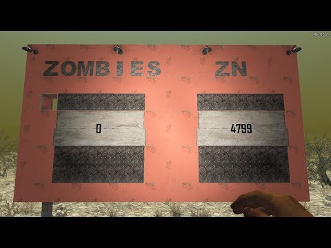 7 Days To Die Alpha 16 - Zombies VS ZNation - Part 37