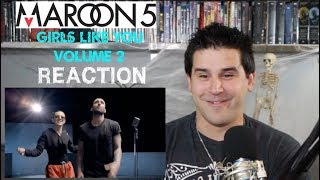 Baixar Maroon 5 - Girls Like You ft. Cardi B (Volume 2) - REACTION
