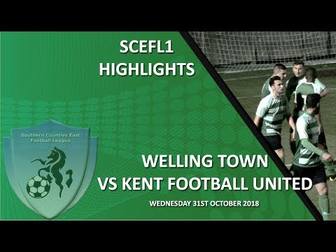 HIGHLIGHTS - Welling Town 2-1 Kent Football United