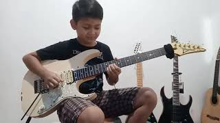 Dream Theater ( Another Day ) Cover by Abim finger