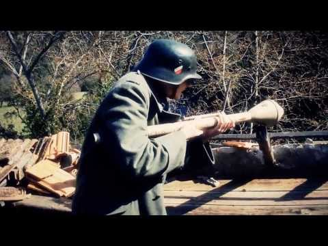 "WW2 - Short Film- March 1945 ""Die Wacht am Rhein"" HD"