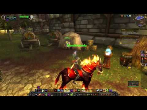 World of Warcraft | Alliance Warlock | Eastern Plaguelands E