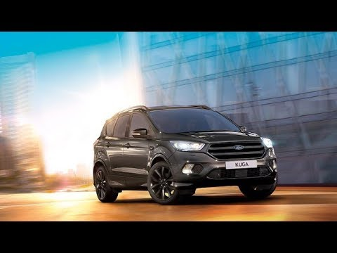 2019 ford kuga st line 242ps review test fahrbericht. Black Bedroom Furniture Sets. Home Design Ideas