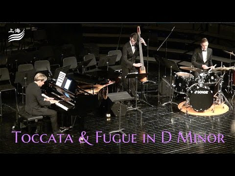 Charl Du Plessis Trio: Toccata and Fugue in D Minor