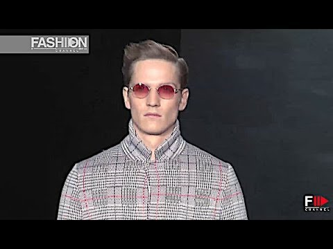 ICEBERG Spring Summer 2013 Menswear Milan - Fashion Channel