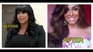 Somaya Reece - Weight loss tips that work  (protein shakes & eating habits)