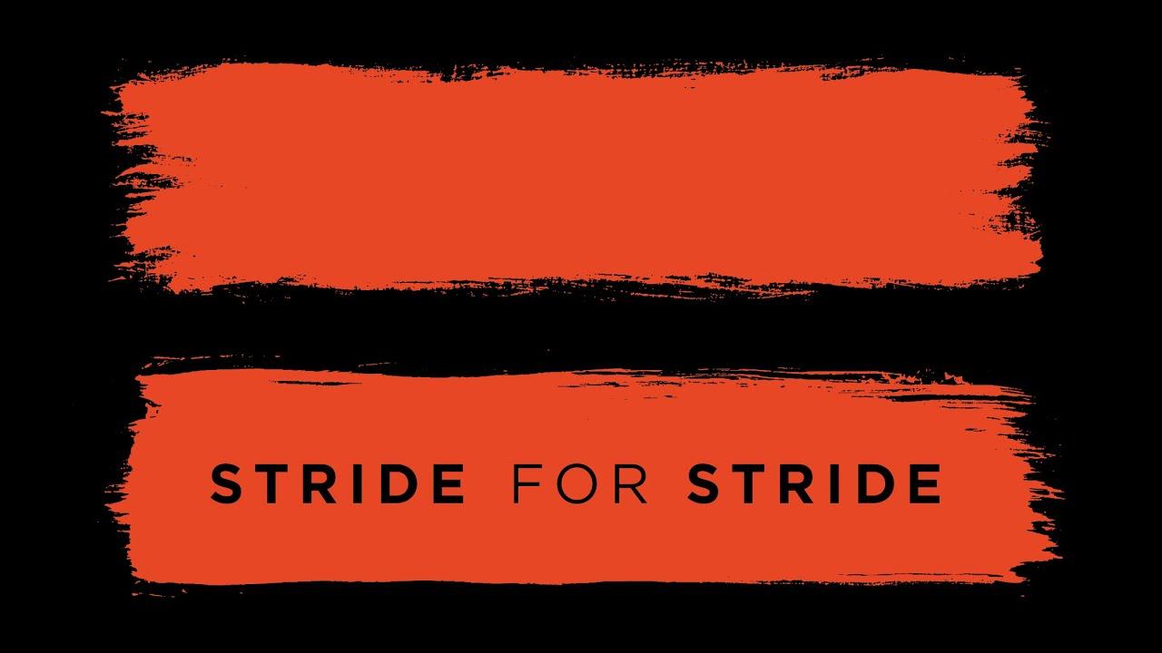 Stride for Stride - Half Baystate