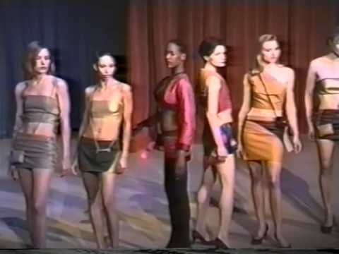 SMC's LA Mode Fashion Show: 1994