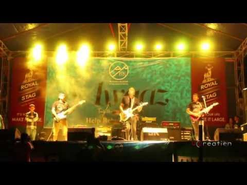'Nepal Nepal .. ' by Robin and the New Revolution (Live Concert in Pokhara)