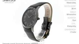 www swiss com pl zegarek męski emporio armani ar2057