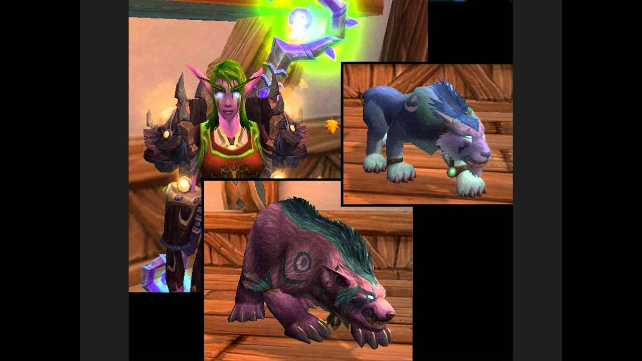 World of warcraft druid form colors youtube nvjuhfo Choice Image