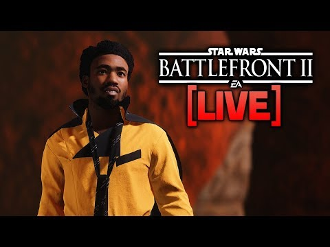 ⚡BATTLEFRONT 2 LIVE - Hello, what have we here?