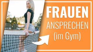 Frauen ansprechen im Fitnessstudio: 3 Tipps fürs Flirten im Gym